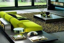 Living / My personal interior design inspirations. / by ROSE PERRI