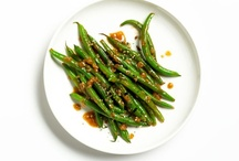 Vegetarian Side Dishes / by The Girl With The Red Boots