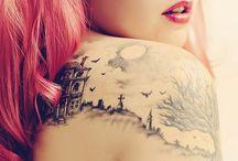Tattoo / by Paula Gene