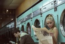 Laundry Room / May as well make it work / by Parker Judie
