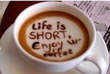 My Drug of Choice....Coffee!!! / by Cecy Guzmán Castro