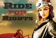 Motorcycle Babe / by The Girl With The Red Boots