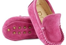 DOLLY & TOM Moccasins for baby's handmade in Italy
