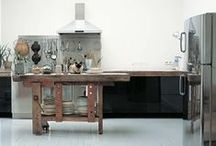 in the kitchen / inspired kitchens