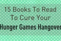 If You Like: The Hunger Games / by North Kingstown Free Library