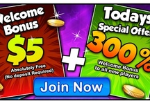Online Gambling Promotions / Here you can find all the latest online gambling promotions updated daily. / by Streak Gaming