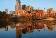 Nothing but Nashville  / Things to see and do in Nashville, Tennessee / by Tracy Barton