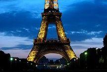 Francia / Este tablero incluye fotografías de lugares bellos para ir en Francia. Si desea visitar Francia y aprender frances visitanos en: www.intercoined.net