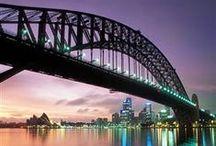 Australia / Este tablero incluye fotografías de lugares bellos para ir en Australia. Si desea visitar Australia y aprender inglés visitanos en: www.intercoined.net