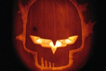 Halloween Corvette Pumpkin Carving / Time to carve out your Corvette pride! Use your pumpkin carving skills to pay tribute to America's Sports Car!!! / by Zip Corvette Parts