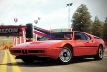 BMW M6 Coupé: Forza Horizon'un Kahraman Otomobili / Microsoft çıkardığı son yarış oyunu Forza Horizon'u caddelere taşımış. İşte Paris, Londra ve tabii ki BMW M6.
