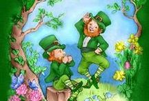 St. Patrick's Day / by Kathy