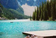 Oh the places I'd go... / by Emily Bonomo