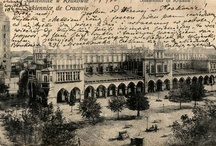 Dawny Kraków / Zapraszamy w podróż w czasie - tak wyglądał Kraków i jego najbliższe okolice w przeszłości.