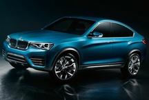 BMW Konsept X4 / Her haliyle kışkırtıcı. Her koşulda cesur.