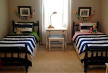 Decorating Kids Rooms / by Brittany Dalomba