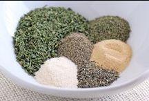 seasonings/spice mixes