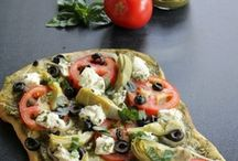 pizza/boli