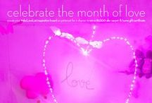 #abcLoveList / Our #abcLoveList was created in honor of February, the month of Love.