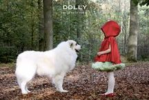 DOLLY CAPES / Dolly's Reversible RIDING HOOD CAPE Hoodies are a Fashion statement these days and Fairy tale movies are trendy!  In 4 radiant color combinations matching our pettiskirts and dresses you can choose your favorite color and character.