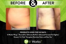 It Works Health & Wellness Products / Purchase on my website http://www.susanjacobswraps.myitworks.com / by Susan Jacobs