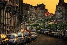 Bélgica / Este tablero incluye fotografías de lugares bellos para ir en Bélgica. Si desea visitar Bélgica y aprender neerlandés visitanos en: www.intercoined.net