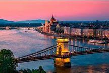Hungría / Este tablero incluye fotografías de lugares bellos para ir en Hungría. Si desea visitar Hungría y aprender hungaro visitanos en: www.intercoined.net