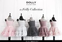 DOLLY BALLET TUTU'S AND DRESSES