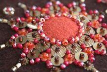 Fabrics and thread