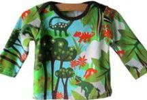 Kids Clothes Sewing Patterns & Tutorials