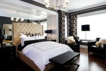 Master Bedroom / by Kimberly Morris