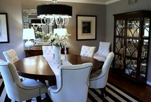 dining room / by Kimberly Morris