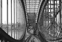 under the bridge / cool stuff abounds under here / by charles elliott