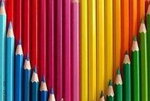 color makes me happy / color inspiration