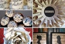 Craft Ideas / Love being crafty! / by Jessica Poe