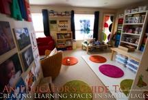 Organization Ideas / by Sandy & Diana Hellard-Jessup