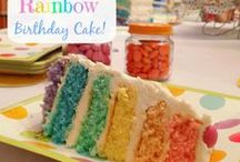 Party Ideas / Birthday party ideas- cakes, favors, decorations, and more.