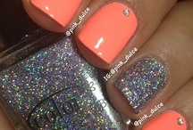 Nail/Beauty / by Jamie Marchese