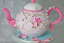 Cake / by TaartenDeco Jannet Vermaat