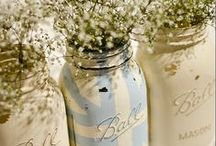 Mason Jars / by Cindy Welsh