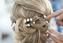 ~ Bridal Hairstyles ~ / Bridal Hair Inspirtation