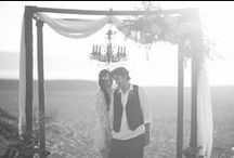 ~ Destination Weddings ~ / Getting married abroad? Here is some inspiration.
