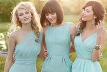 ~ Brides Maid Inspiration ~ / A board full of inspiration for your favourite girls! Your bridesmaids!
