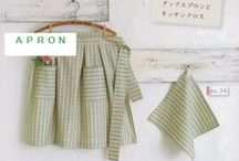 Aprons, Potholders & more  / by Cindy Welsh