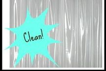 Cleaning / by Candace Schweers