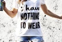 Fashionistary / by Chesa Caoili