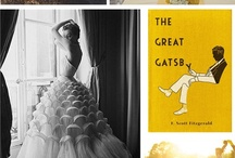 20's Glamour - Great Gatsby inspired! / Our Great Gatsby 20's glam vintage board for your inspiration!