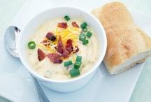Soups & Stews / by Sandy & Diana Hellard-Jessup