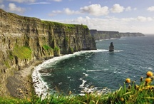Country Roads of Ireland / Ireland has an unsurpassed natural beauty in its scenic countryside and miles of spectacular coastline.
