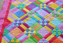 Fiber Arts: Quilts~Inspiration / by Laurie Feeney